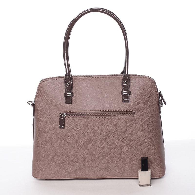 Luxusní kombinovaná kabelka July, růžová