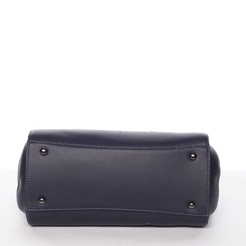 Dámská nadčasová kabelka Ilsa, modrá