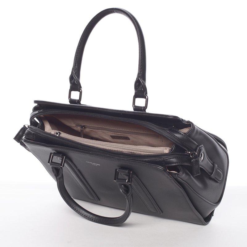 Dámská nadčasová kabelka Ilsa, černá
