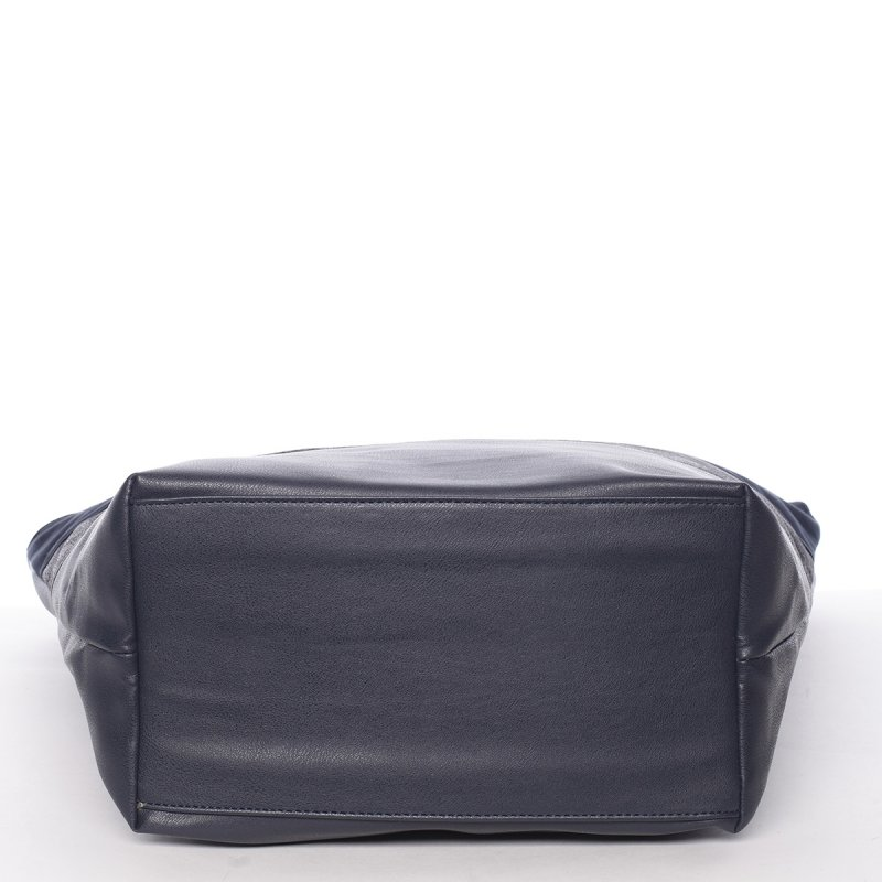 Prošívaná dámská kabelka do ruky Bela, modrá
