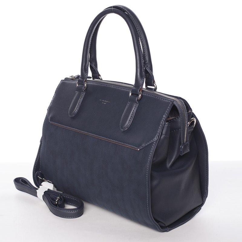 Elegantní dámská kabelka Amelie, modrá