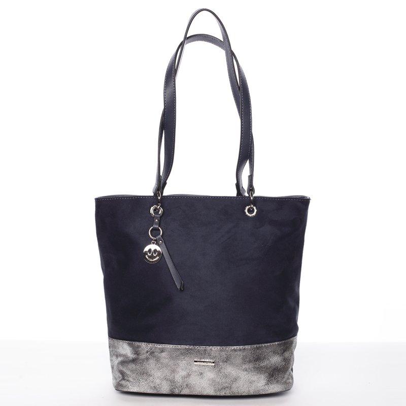 Moderní dámská kabelka Doris, modrá