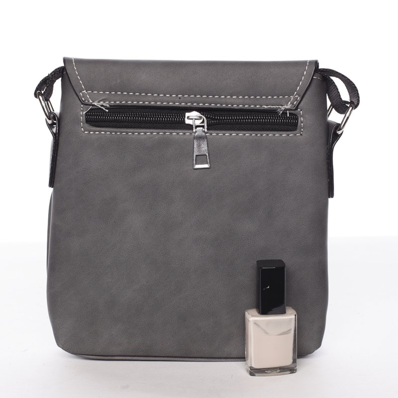 Moderní pánská taška David, černá