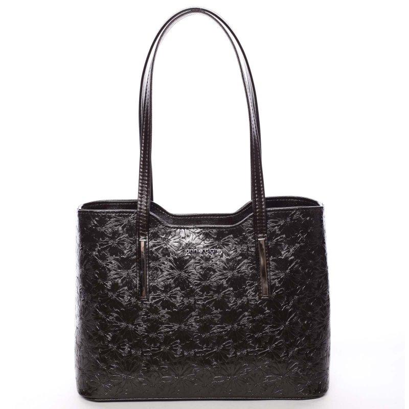 Krásná dámská kabelka Elen, hnědá