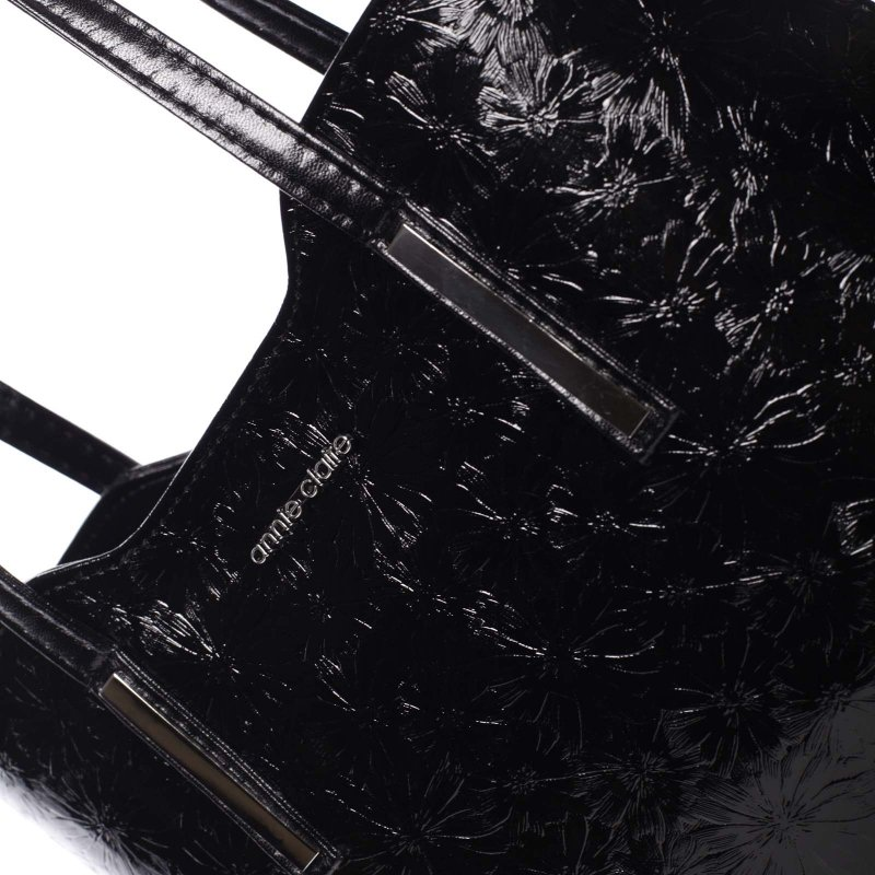 Krásná dámská kabelka Elen, černá