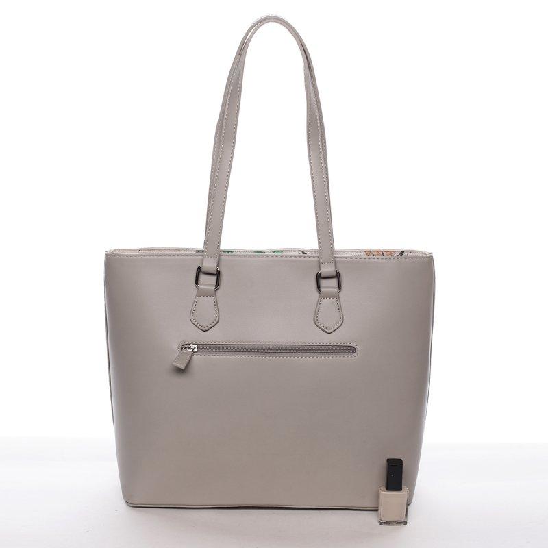 Dámská kabelka Stella šedá