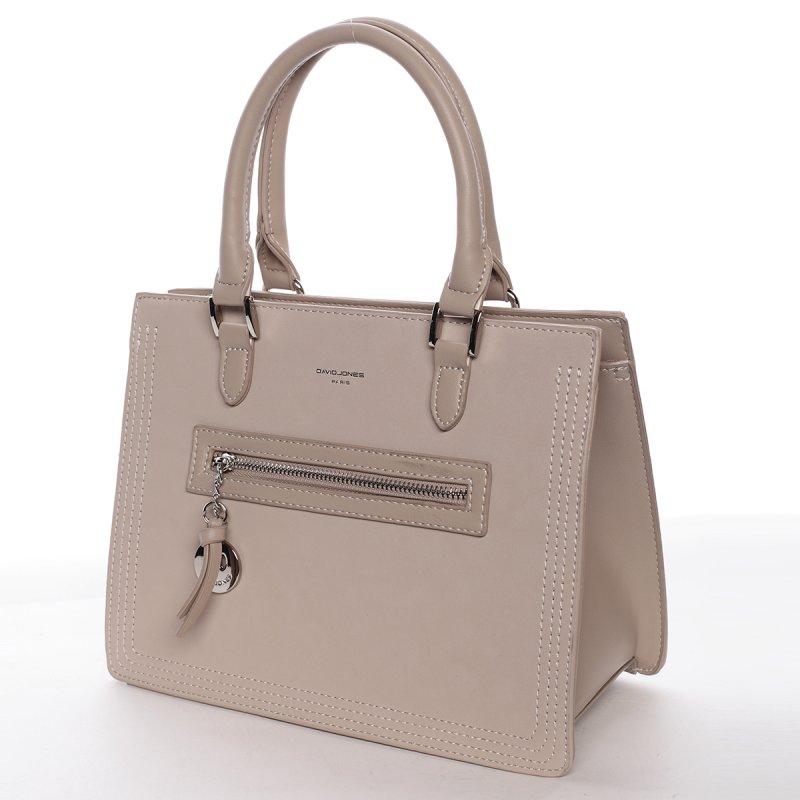 Dámská kabelka Rebeka béžová
