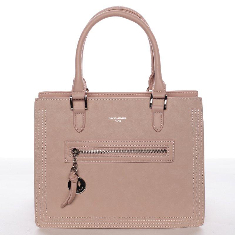 Dámská kabelka Rebeka růžová