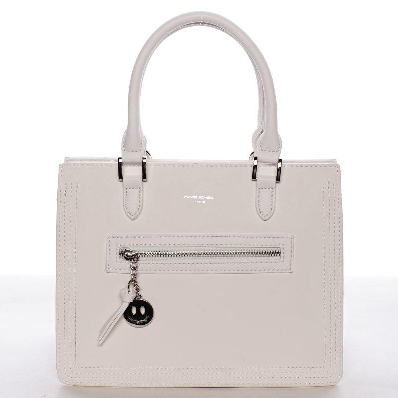 Dámská kabelka Rebeka bílá