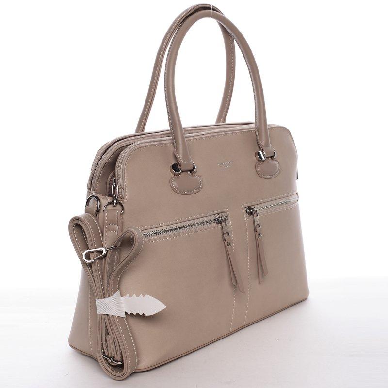 Dámská kabelka Alana béžová