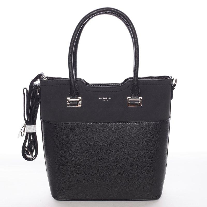 Dámská kabelka Victorie černá