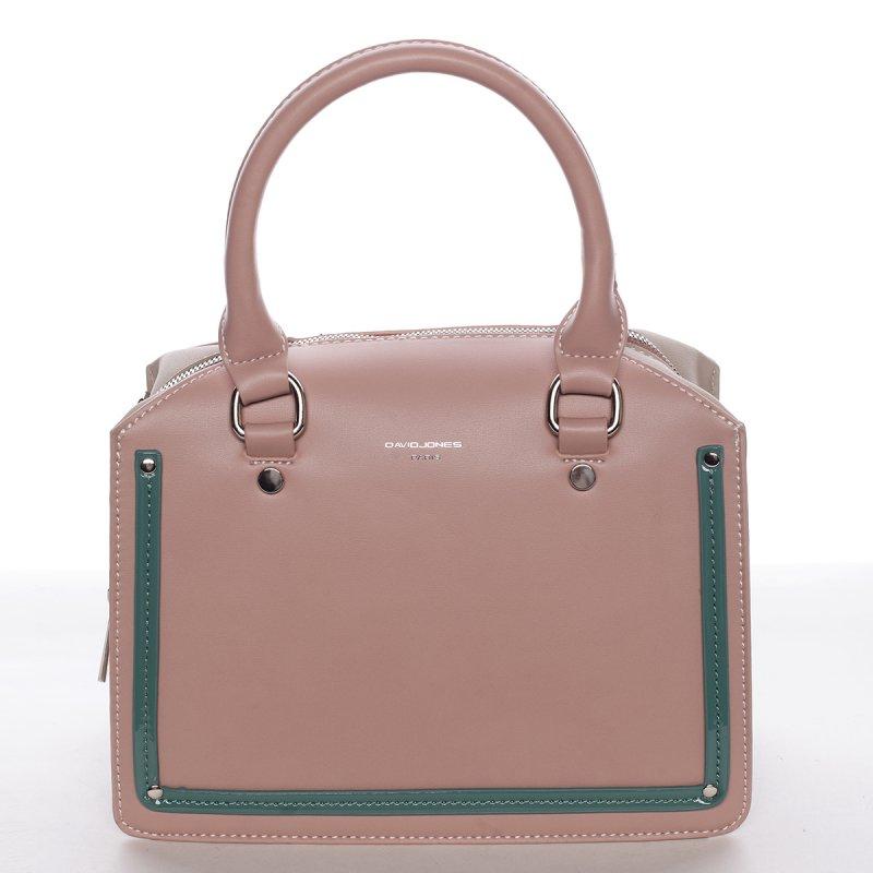 Dámská kabelka Angelika růžová