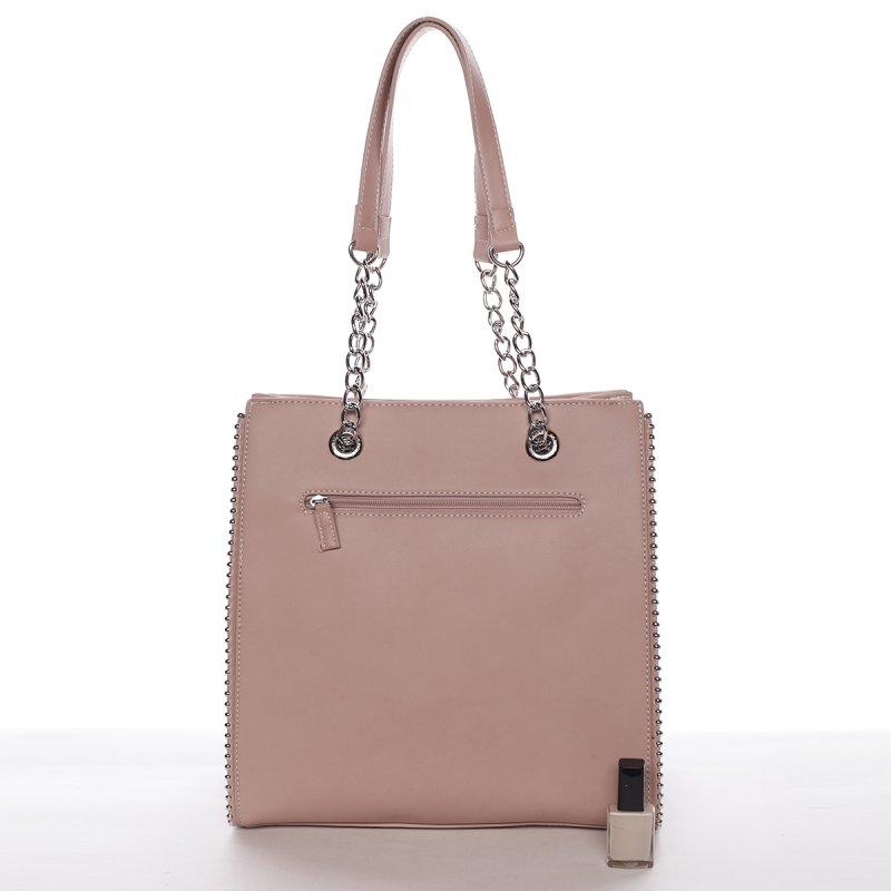 Dámská kabelka Ida růžová