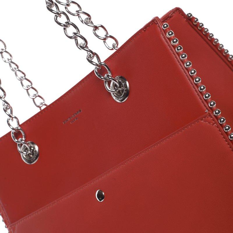 Dámská kabelka Ida červená