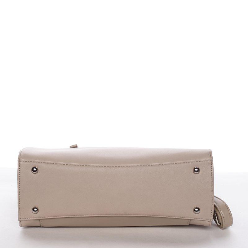 Dámská kabelka Elen béžová