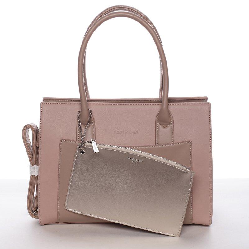 Dámská kabelka Elen růžová