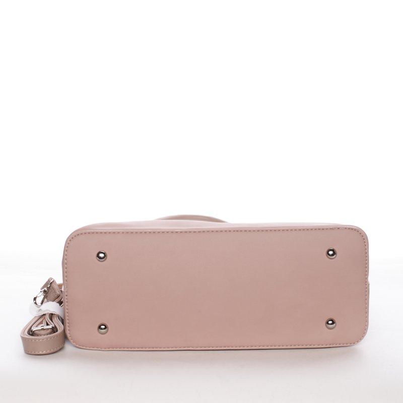 Dámská kabelka Frederika růžová
