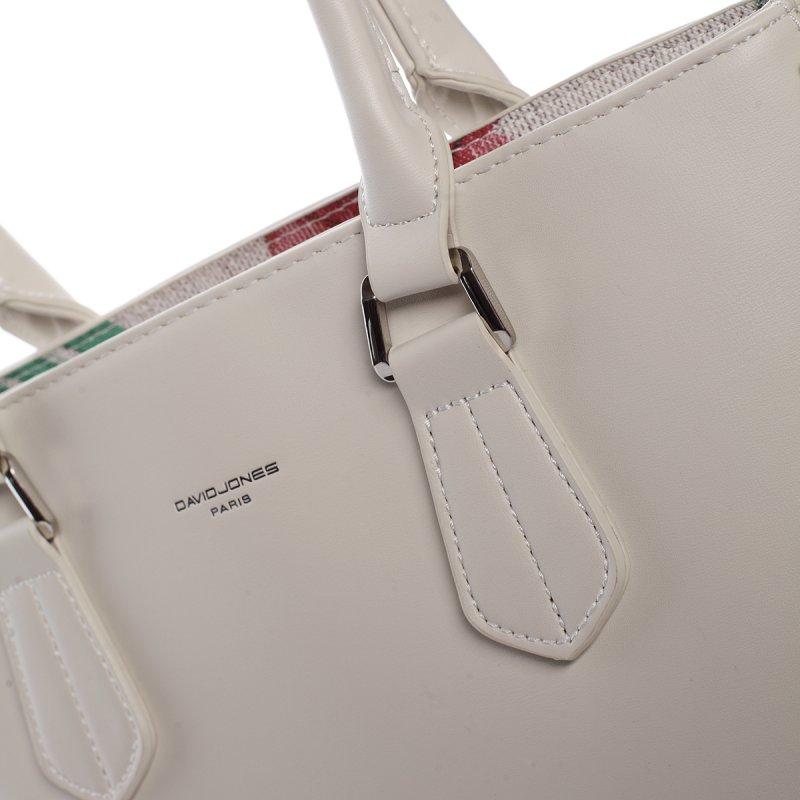 Dámská kabelka Liliana bílá