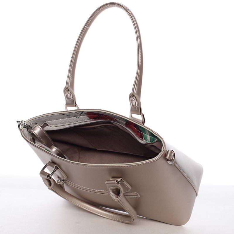 Dámská kabelka Liliana zlatá