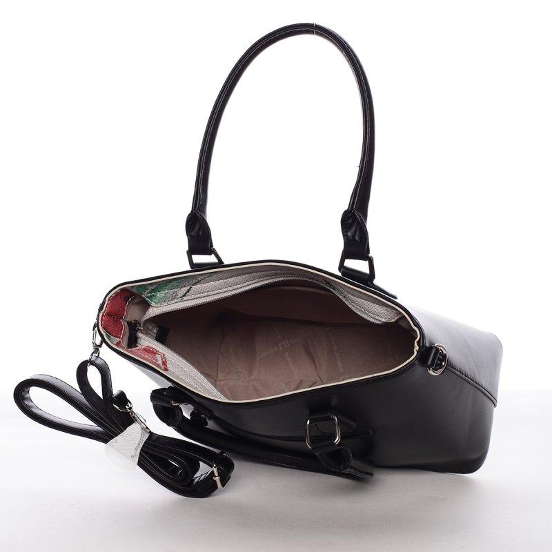Dámská kabelka Liliana černá