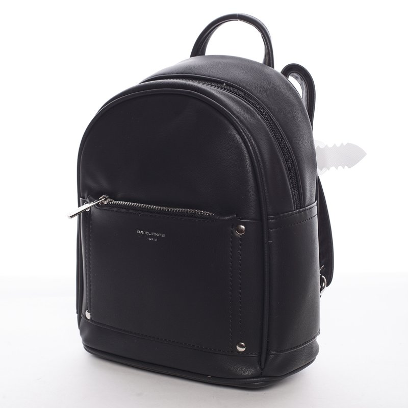 Dámský stylový batůžek Etela černý