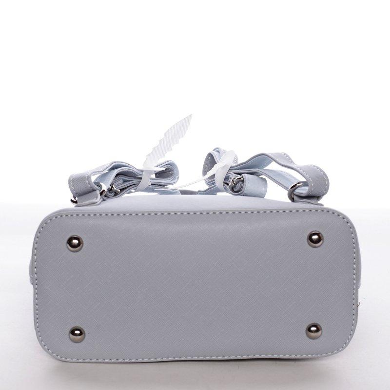 Dámský batůžek Livia  šedý