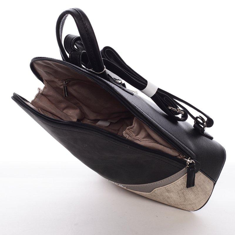 Dámský batůžek Livia  černý
