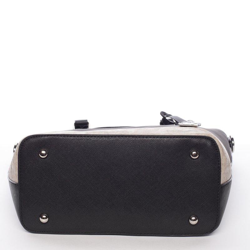 Dámská praktická kabelka Táňa černá