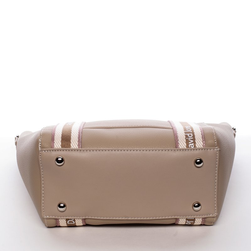 Dámská kabelka Ema béžová