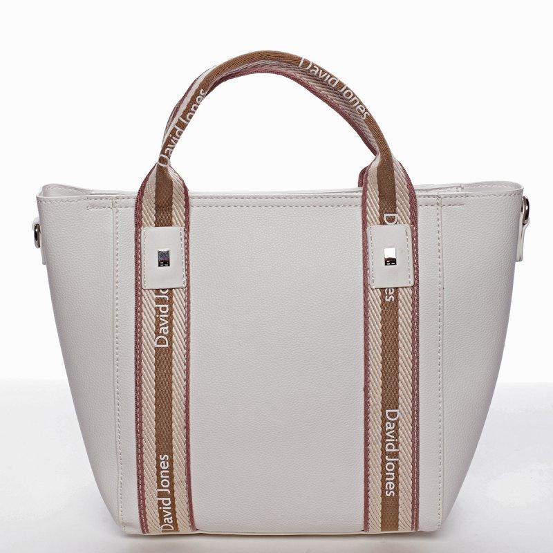 Dámská kabelka Ema bílá
