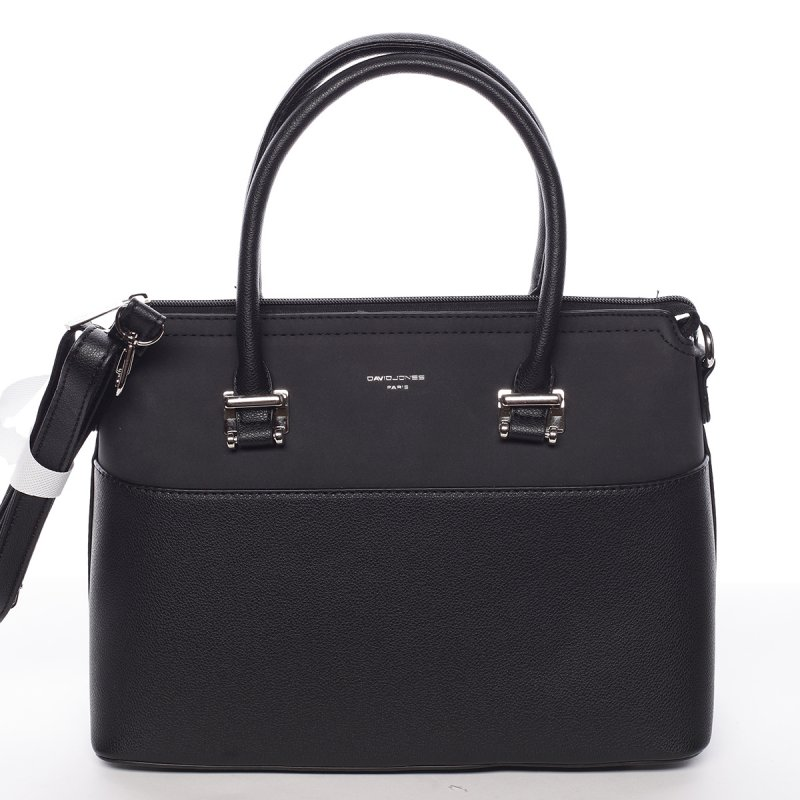 Dámská decentní kabelka Milena černá