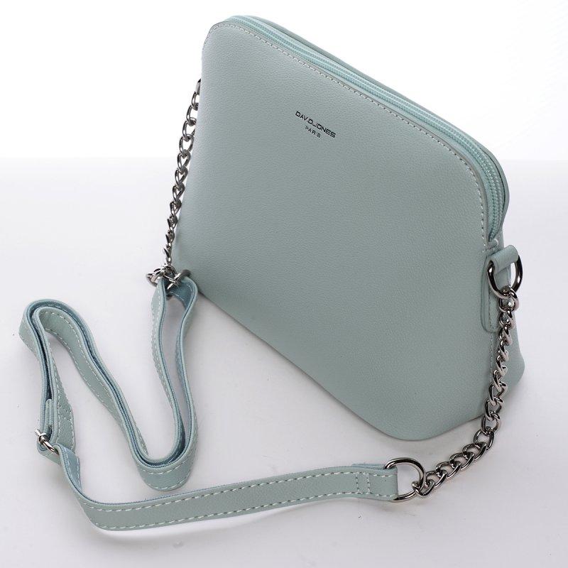 Módní crossbody kabelka EWA, zelená