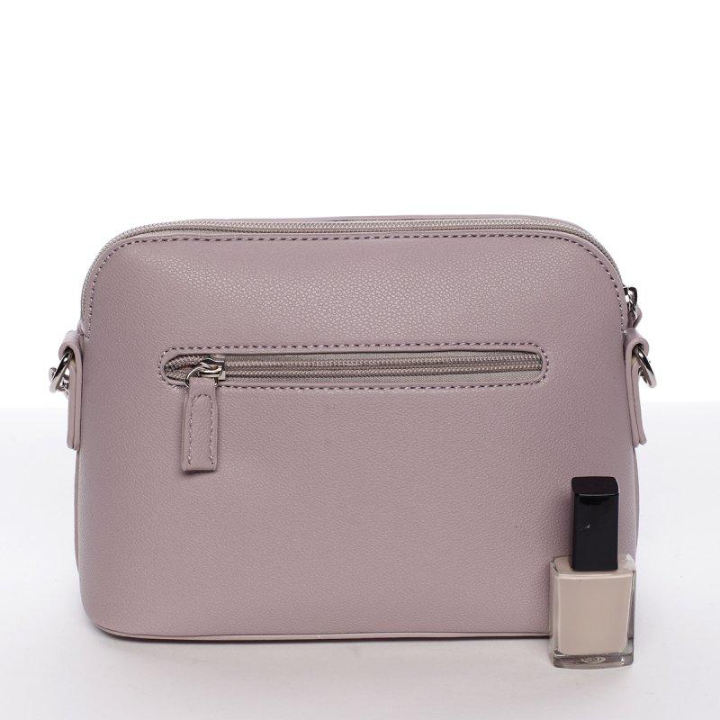 Módní crossbody kabelka EWA, fialová