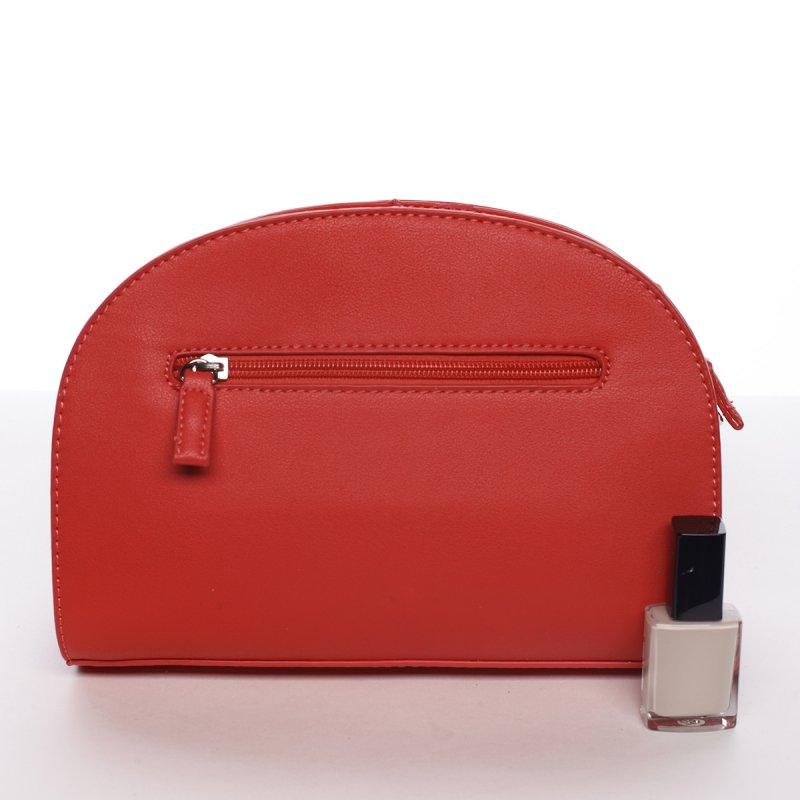 Stylová crossbody kabelka ELISABETH, červená
