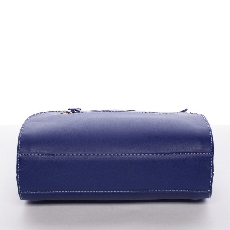 Stylová crossbody kabelka ELISABETH, modrá