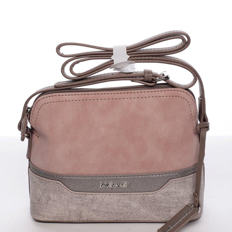 Okouzlující crossbody kabelka EMILIE, růžová
