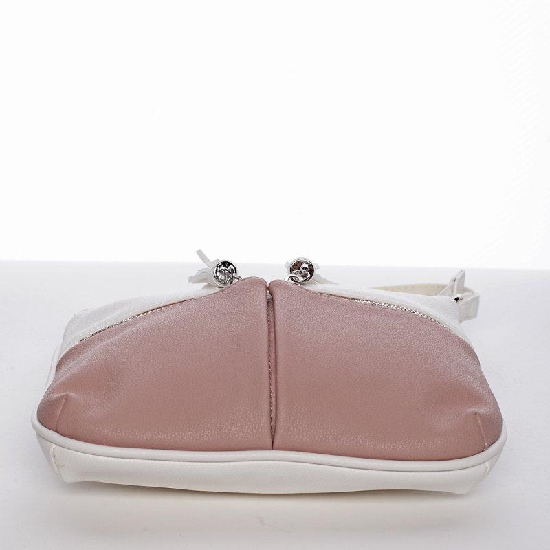 Crossbody kabelka LAETITIA, růžová