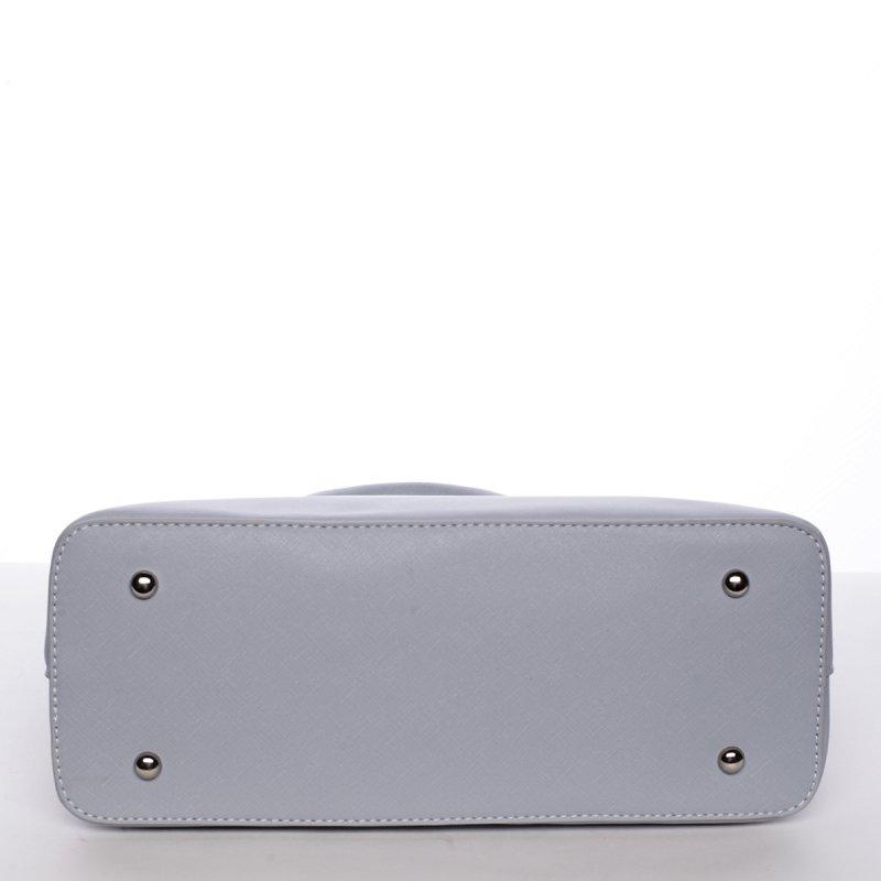 Originální kabelka do ruky MARTINE, světle modrá