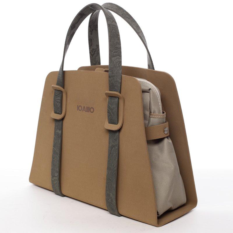 Moderní dámská italská kabelka Simeone IOAMO