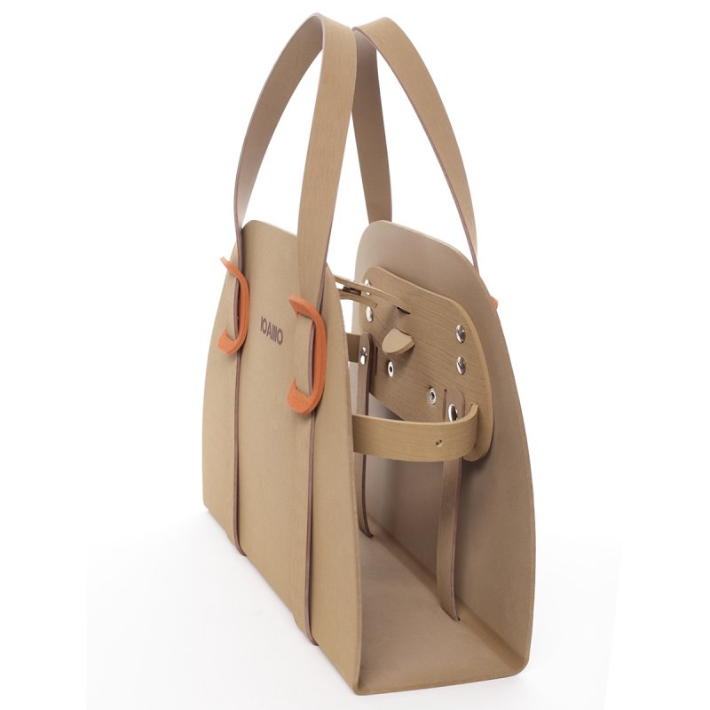 Luxusní italská dámská kabelka Savino IOAMO