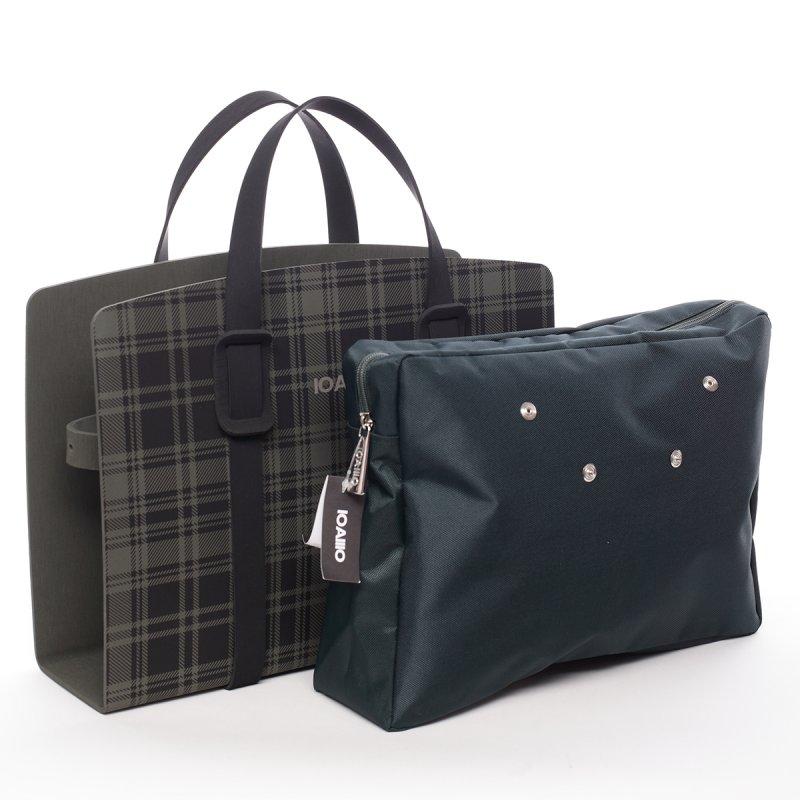 Trendy italská dámská kabelka Francesco IOAMO