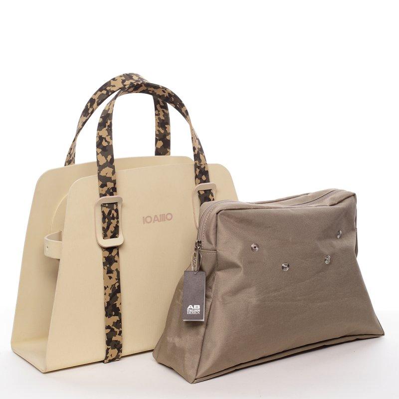Okouzlující italská dámská kabelka Liberata  IOAMO