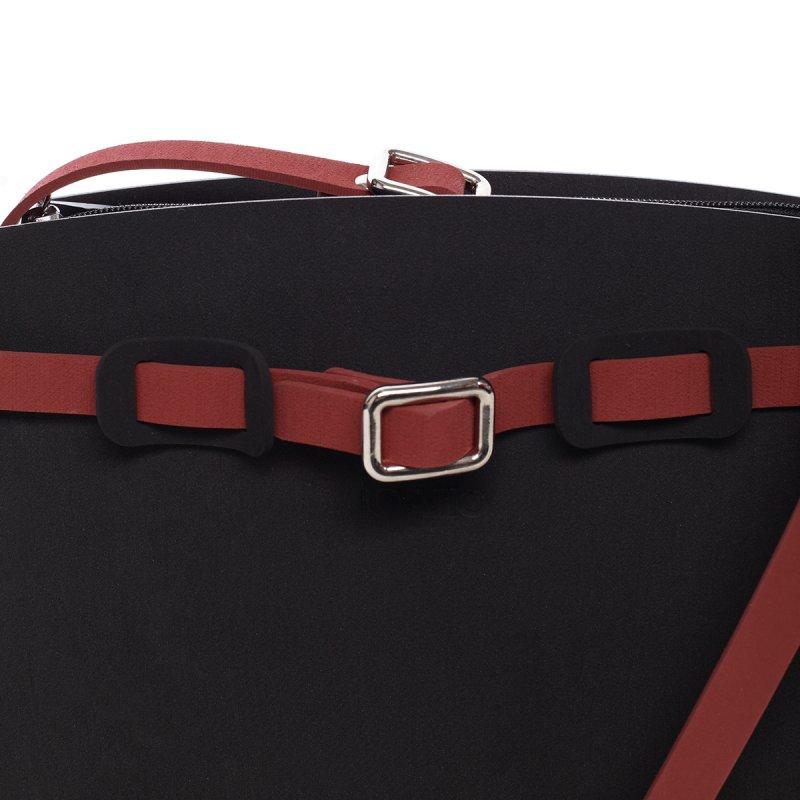 Luxusní italská dámská kabelka Dazio IOAMO