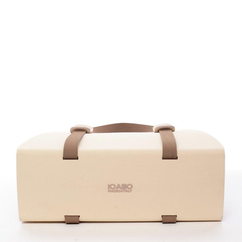 Exklusivní italská dámská kabelka Leonzio IOAMO