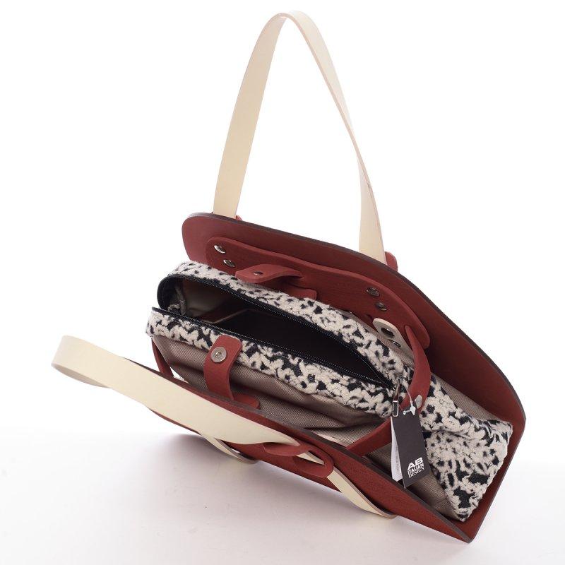 Nadčasová italská dámská kabelka Modesto IOAMO