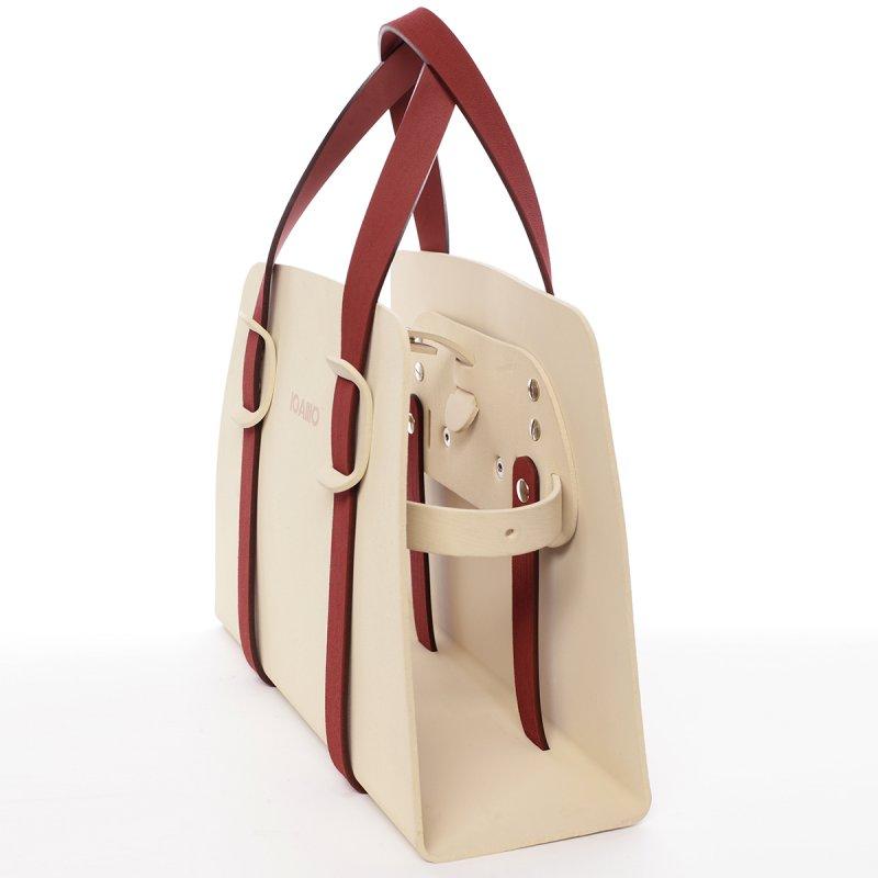 Luxusní italská dámská kabelka Igino IOAMO