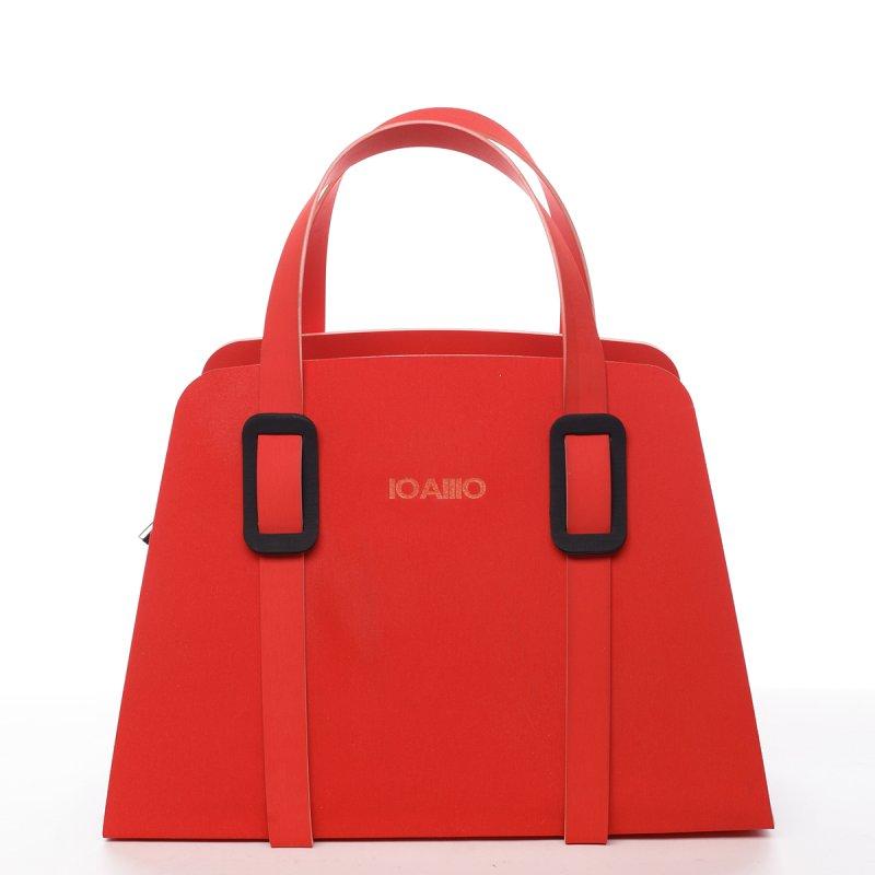 Nepřehlédnutelná italská dámská kabelka Epifania IOAMO