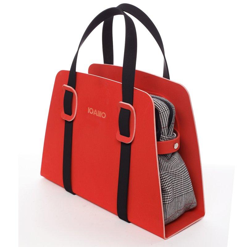 Oslňující italská dámská kabelka Ermete IOAMO