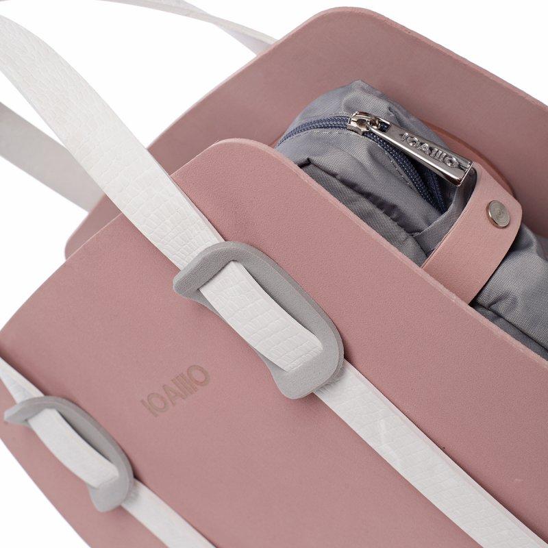 Poutavá dámská italská kabelka Francesca IOAMO