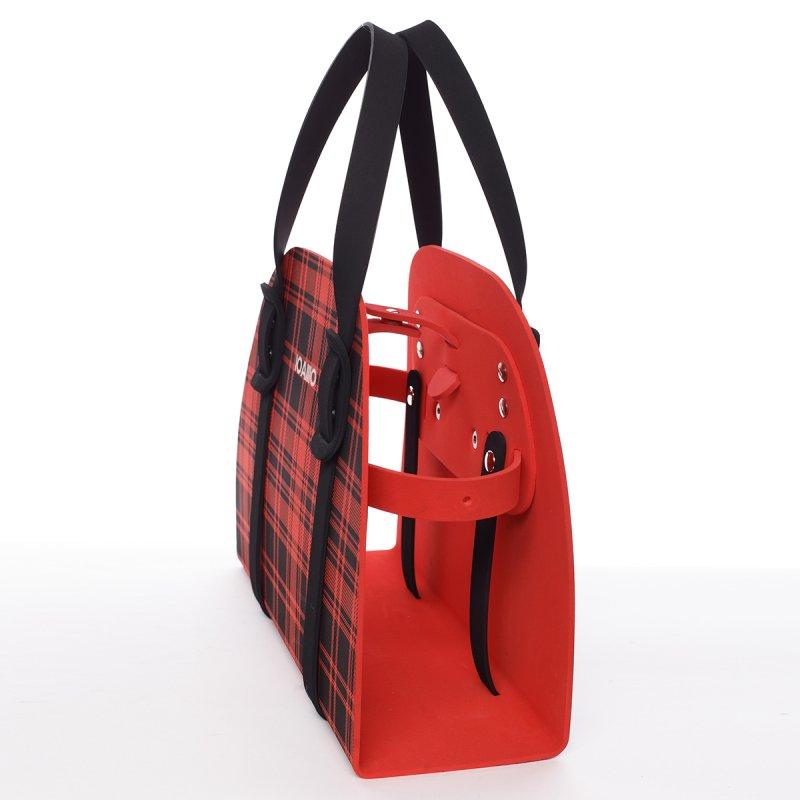 Stylová dámská italská kabelka Rosina IOAMO